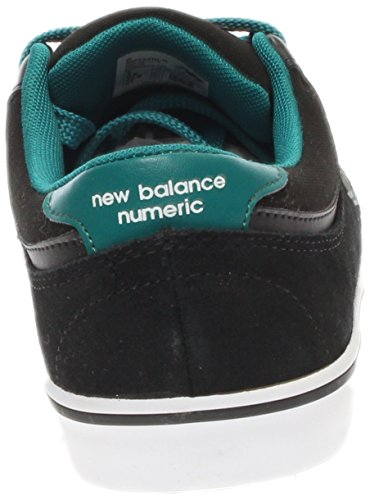 Baskets New Balance Numeric : 254 Quincy BLB BK Noir