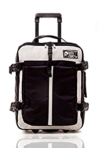TOKYOTO Luggage - Ryanair Cabin and Easyjet Travel Trolley Bags Hand Luggage Suitcase Flight Bag