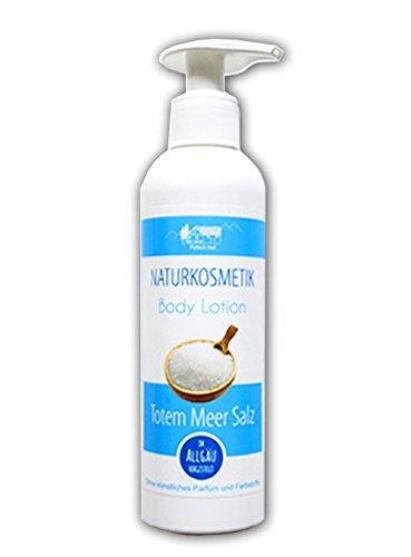 TOTES MEER-SALZ Body Lotion 200ml Naturkosmetik Pumpflasche Salbe Balsam 53