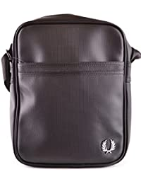 Fred Perry Homme MCBI128211O Noir Polyester Sac Messenger