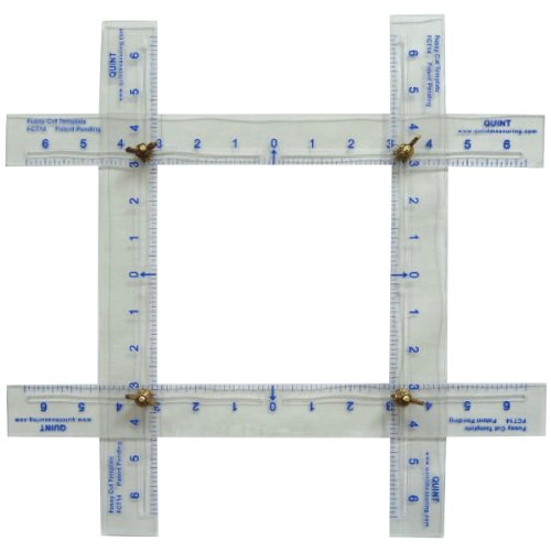 Quint Measuring Systems FCT14 Adjustable Fussy Cut Template