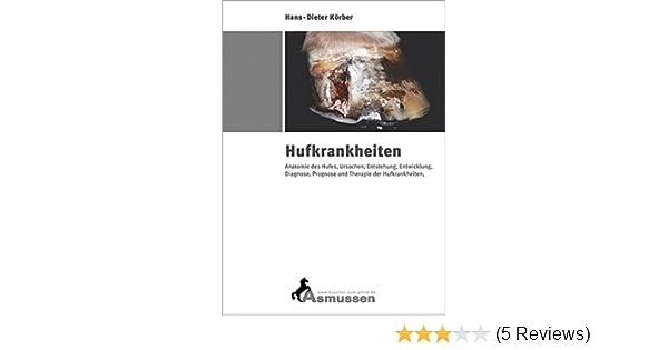 Hufkrankheiten: Anatomie des Hufes, Ursachen, Entstehung ...