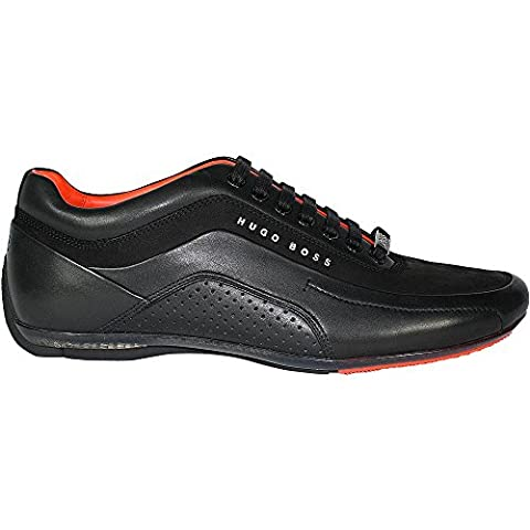 BOSS Sneaker HB Racing 50307934 Herren, Schwarz, 42