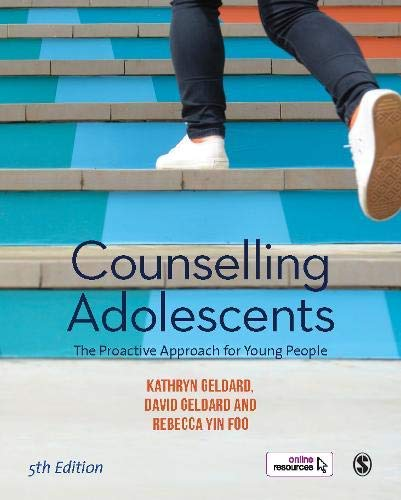 Counselling Adolescents: The Proactive Approach for Young People (English Edition)