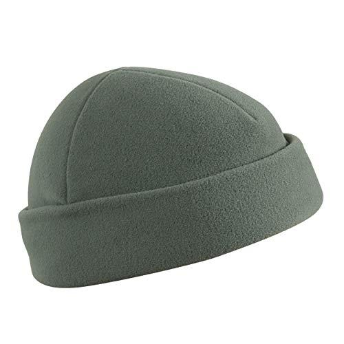 Helikon-Tex WATCH CAP BEANIE MÜTZE FLEECE JAGD OUTDOOR BUNDESWEHR Foliage Green -