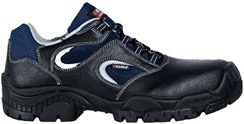 Cofra Zadar S3 SRC – zapatos de seguridad talla 46 NEGRO