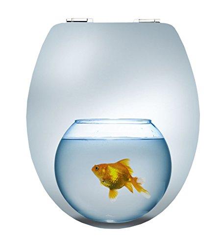 Preisvergleich Produktbild Cornat Magic Motion WC-Sitz Gold Fish, KSDSC800