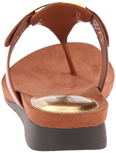Lauren Ralph Lauren Lakin Diapositive Sandal Polo Tan