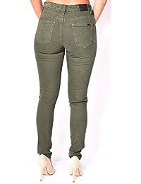 Jeans slim kaki