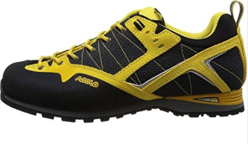 Asolo Magix Mm, Scarpe da trekking e escursionismo Uomo Giallo Jaune (A562Black/Yellow) 481/3