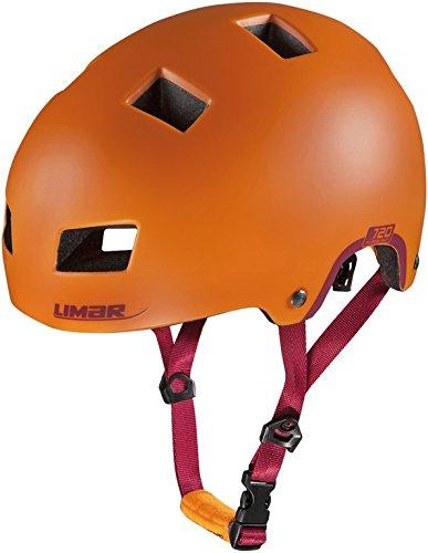Limar Fahrradhelm 720 Grad, Orange, 57-62 cm, EC720ø.CE.UL.L