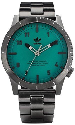 Adidas by Nixon Reloj Analogico para Hombre de Cuarzo con Correa en Acero Inoxidable Z03-2917-00