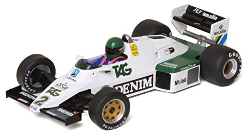 D Williams Fw08 1983 Works Car - Jlaffite