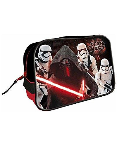 Disney Star Wars_1 Trousse de Toilette Carré, AST4189, 17 x 25 x 10 Cms