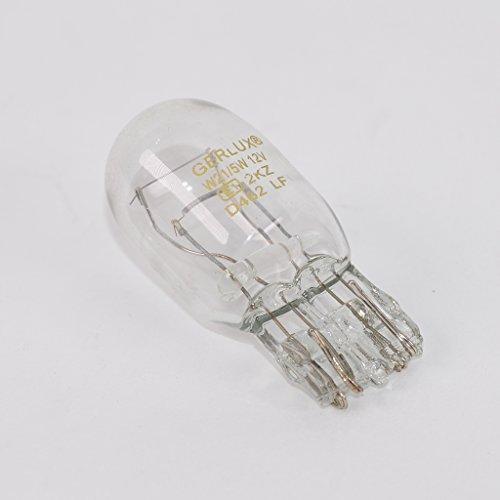 Preisvergleich Produktbild Lampen MotoLibre 12V 21 / 5W W3x16q klar Glassockel - 10er Box