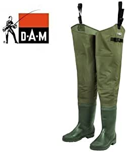 DAM Hydroforce Nylon Taslan Wathose gr.44//45