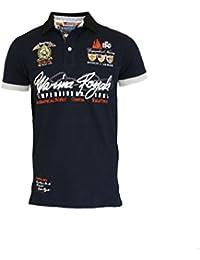 Original Geographical Norway Poloshirt für Männer – Modell: Kipawa - Herren - Stylisches casual kurzarm Polo Shirt für Freizeit - Sport - T-Shirt