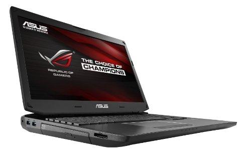 Asus G750JS-T4023H 43,9 cm (17,3 Zoll) Laptop (Intel Core i7 4700HQ, 2,4GHz, 8GB RAM, 1,5TB HDD + 256GBSSD, NVIDIA GF GTX 870M, DVD, Win 8) schwarz (Asus Notebooks I7-4700hq)