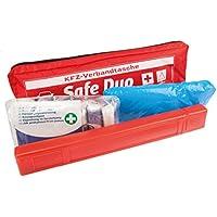 Allflash AL-0488 Kfz-Verbandtasche Safe Duo preisvergleich bei billige-tabletten.eu