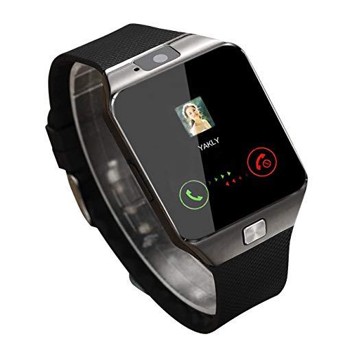 ballylelly smart watch dz09 gold silver smartwatch relojes para ios para android sim card camera camera watch