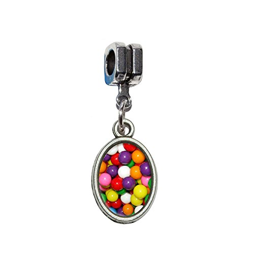 (Gumballs Candy Italienisches europäischen Euro-Stil Armband Charm Bead–für Pandora, Biagi, Troll,, Chamilla,, andere)