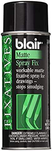 Blair Matte Spray Fix 12 oz (10016) by Blair