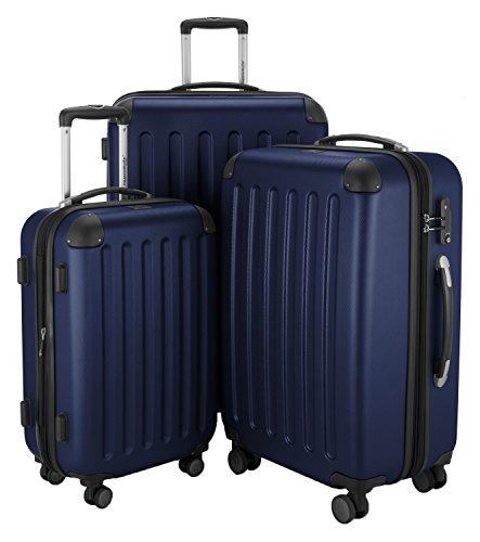 Hauptstadtkoffer - Juego 3 maletas rígidas ruedas