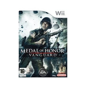 Medal Of Honor Vanguard Wii Uk