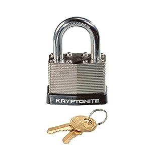 Kryptonite laminierter Stahl Schlüssel Vorhängeschloss (45mm)