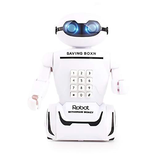 YELLOL Electronic Money Robot Bank
