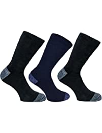 3,6,12 Pairs Mens BIG FOOT ULTIMATE WORK Socks 11 - 14