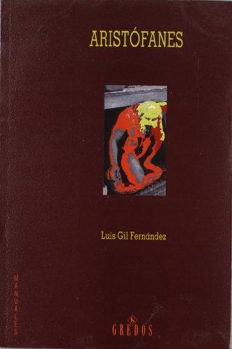Aristofanes (VARIOS GREDOS) por L. Gil Fernandez