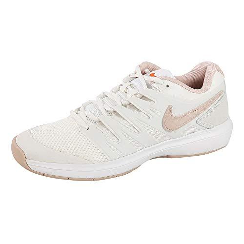 Nike Damen AA8026 Tennisschuhe, Mehrfarbig (Phantom/Particle Beige/Sail/Orange Blaze 001), 40 EU