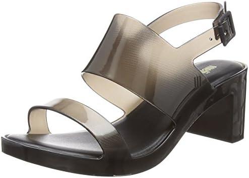 Melissa Classy High, Zapatos con Tacon y Correa de Tobillo para Mujer