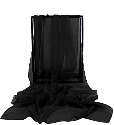 Dresstells Chiffon Bridal Evening Shawls Scarves Test