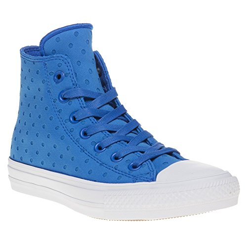 Converse Chuck Taylor All Star Ii High Damen Sneaker Blau Blau