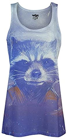 Guardians Of The Galaxy 2 - Rocket Girl-Top multicolour XS