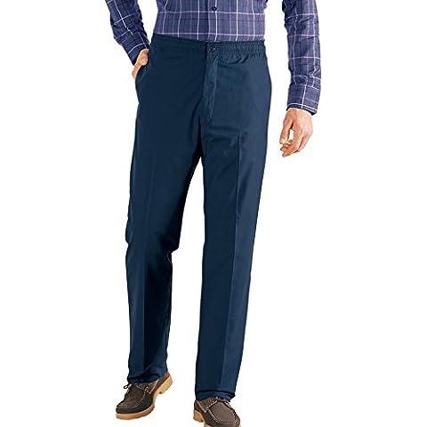 Foderato In Pile High Rise Pantaloni Tempo