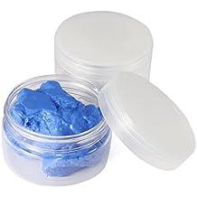 Generic - Masilla de silicona para hacer moldes (260 g), color blanco y