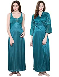 97ecb7e4691 Satin Women's Sleep & Lounge Wear: Buy Satin Women's Sleep & Lounge ...