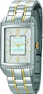 Pierre Cardin - Montre Femme - Quartz Analogique - Aiguilles Lumineuses - Bracelet Acier Inoxydable Multicolore