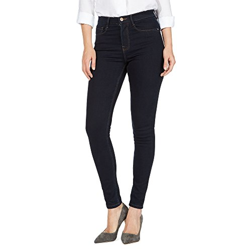 j-by-jasper-conran-womens-navy-sculpt-and-lift-high-waisted-skinny-jeans-12r