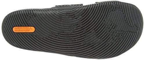Merrell - Bask Slide - Sandale - Homme Noir (Black)