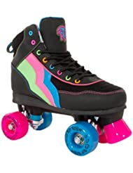 Rio Roller Classic II Childrens Patins - unisexe enfants - Rose (Passion) - 32