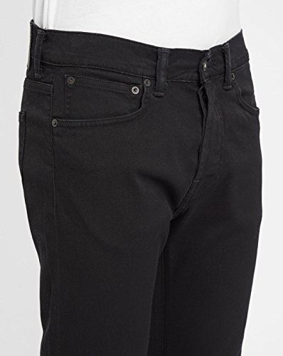 Edwin Homme ED-80 Slim Tapered Jeans, Noir Ink Black Denim