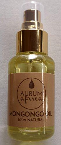 100% reines Mongongo-Öl Aurum Africa kaltgepresst, 50 ml