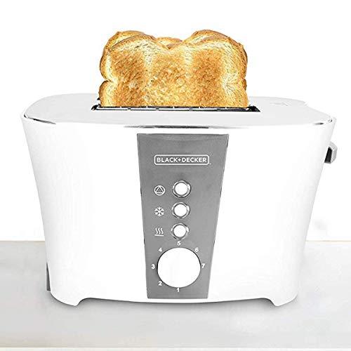 Black+Decker ET122 800-Watt 2-Slice Cooltouch Pop-up Toaster