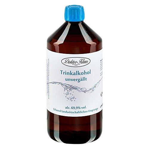 3 x 700ml Primasprit / Trinkalkohol / Weingeist / Ethanol 69.9% Vol. Alc. in brauner PET Flasche mit...