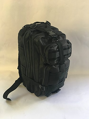Gli sport outdoor multifunzionale zaino camouflage alpinismo escursionismo borsa zaino spalla 45*25*23cm, tre sabbia camouflage Numero di deserti
