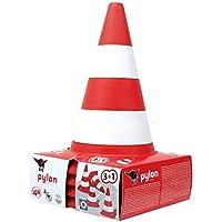 """BIG Set de Conos de tráfico 800001191- """"Pylonen, 4Unidades"""